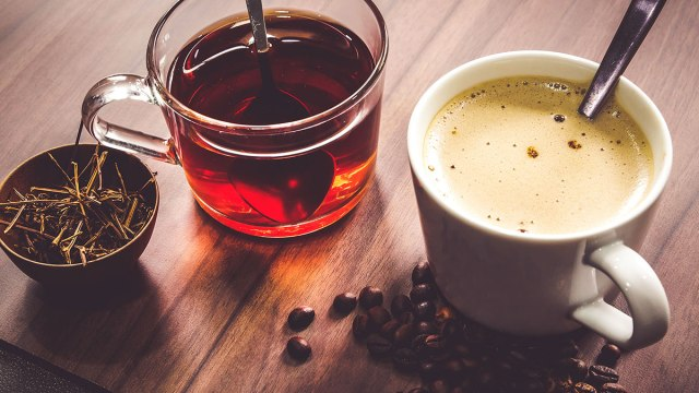 Which Has More Acid: Coffee Or Tea? photo