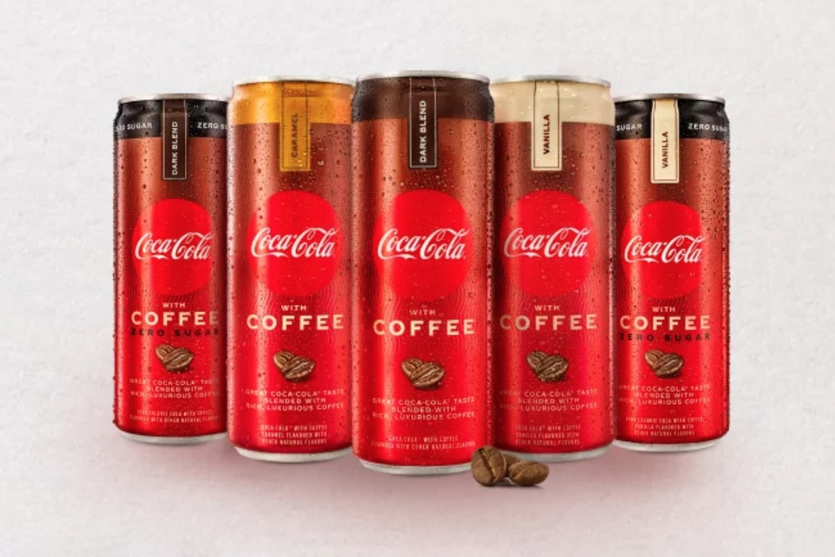 Coca-cola With Coffee Finally Debuts In America photo