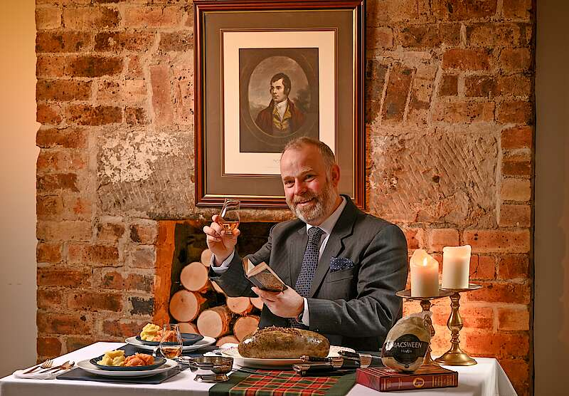 Benriach And Macsween Invite You To A Virtual Burns Night photo