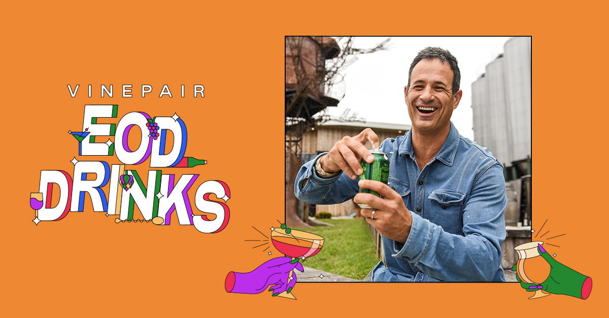 Eod Drinks: Sam Calagione: Co-founder Of Dogfish Head Craft Brewery photo