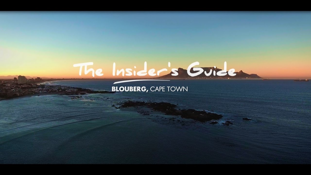 20 Places To Take First-timers In Cape Town photo