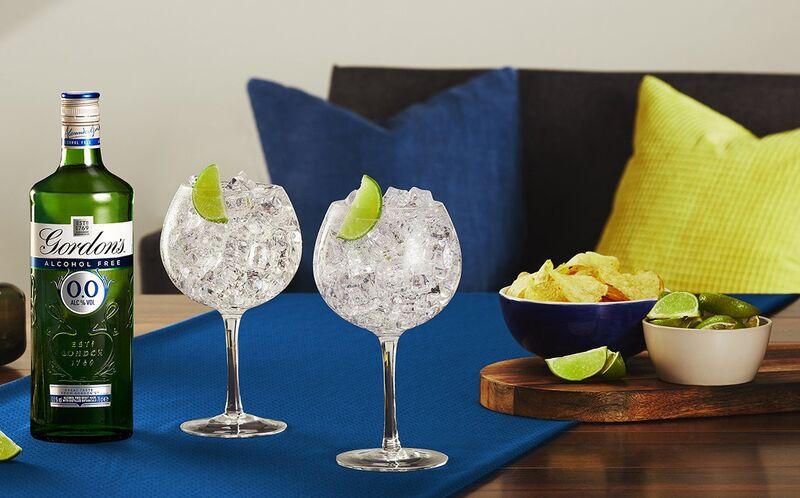 Gordon's Gin Creates Alcohol-free Version photo