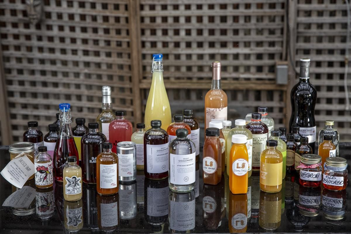 Toronto Bars Can Now Sell Takeout Signature, House-made Cocktails. Here Are A Bunch, Divided By Neighbourhood photo