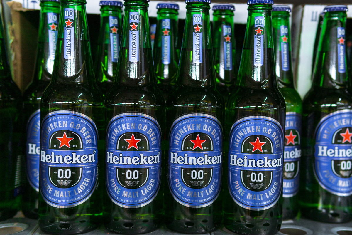 Why Heineken 0.0 Is The Best Choice For Non-alcoholic Beer photo