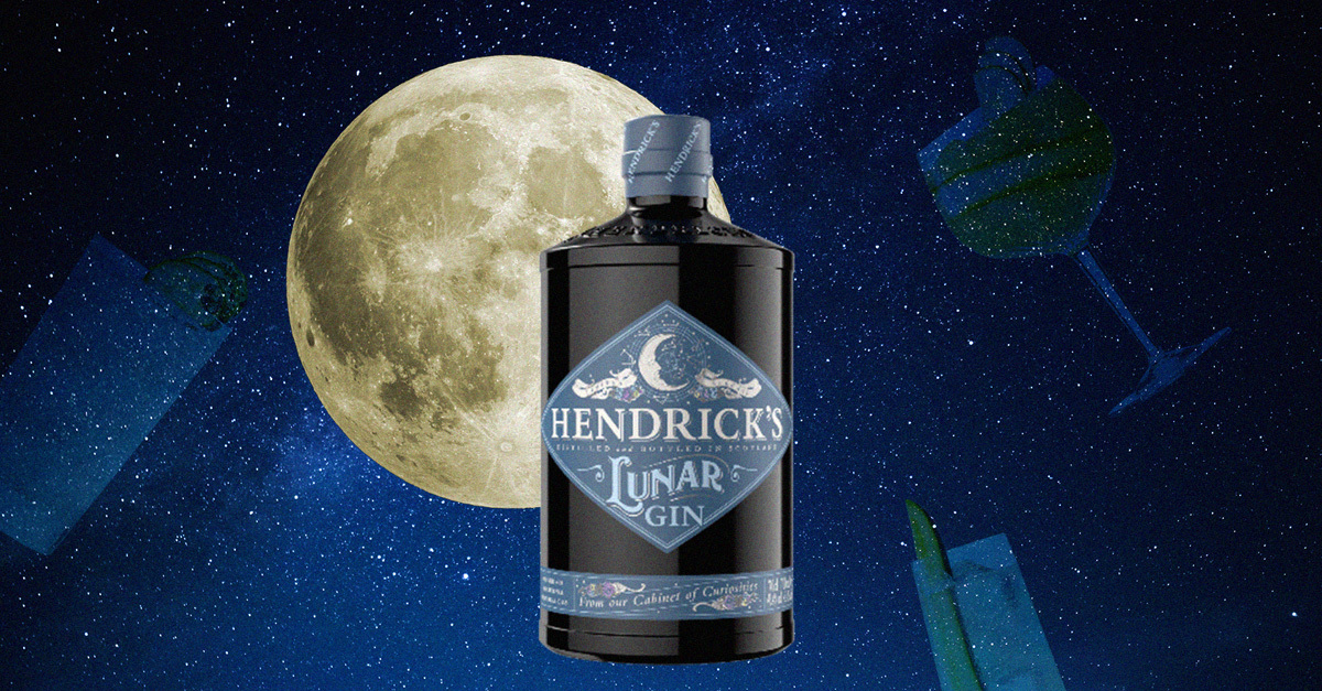 Hendrick's Gin Announces New Lunar Gin photo