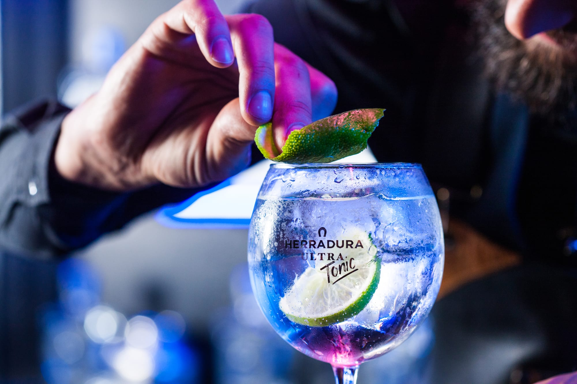 Tequila Ultra Tonics Shake Up Flavorful Cocktails photo