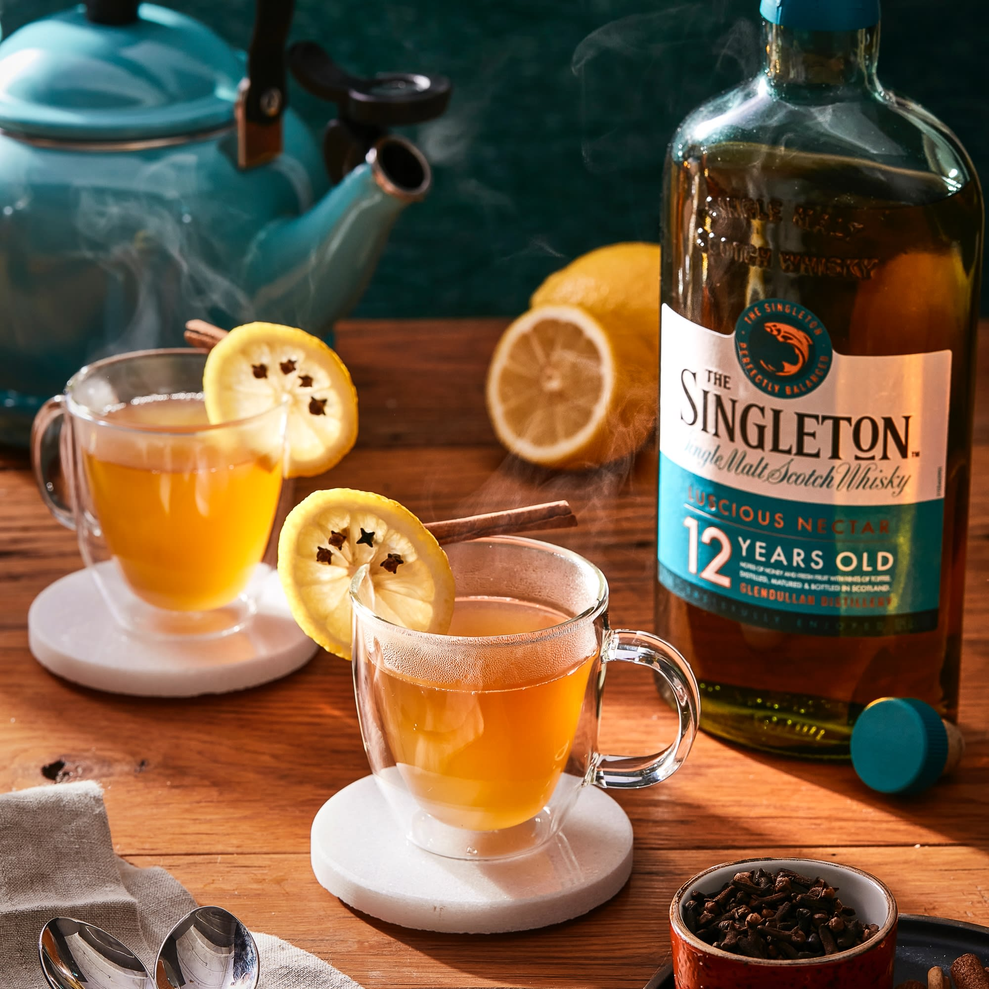 Tasty Hot Toddy Recipes Better Than Grandma's Old Fashion Cocktail photo