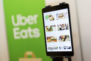 No Deliveries This Friday As Uber Eats Drivers Protest For Fee Increase photo