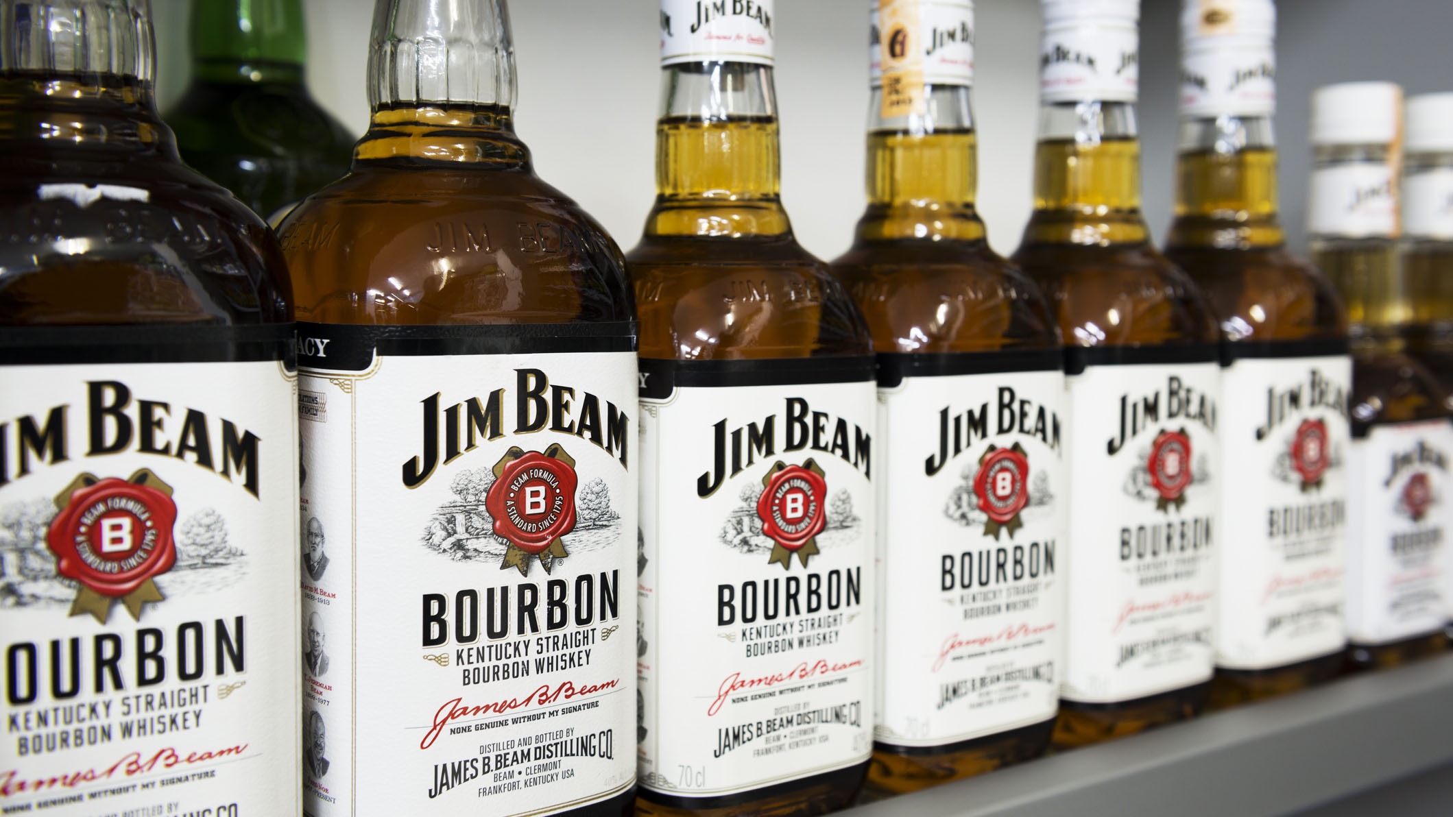 Jim Beam Tells Drinkers To Take A Break From Beer photo
