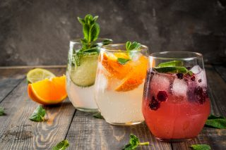 Non-alcoholic Drinks To Help You Survive 'dry January' And Beyond photo