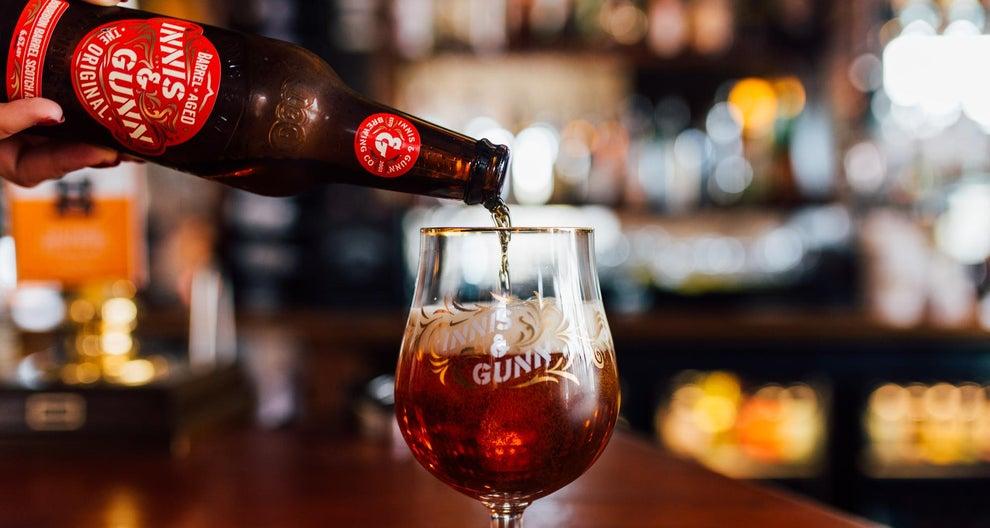 Innis & Gunn Edinburgh Brewery Plans Put On Hold photo