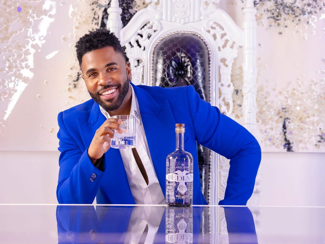 Singer Jason Derulo Teams Up With Bedlam Vodka photo
