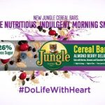Jungle Oats Welcomes New Low In Sugar Cereal Bars photo