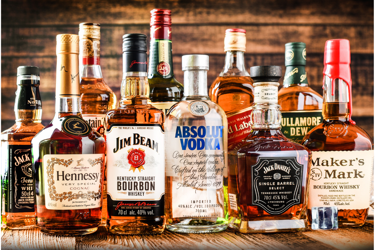 16 Popular Brands You Probably Have In Your Liquor Cabinet photo