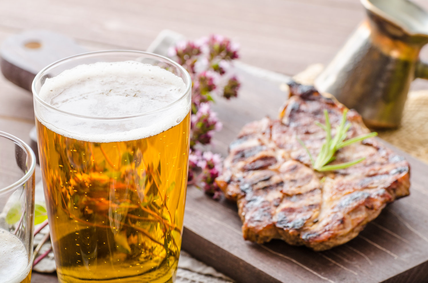 Love Meat And Beer? Here's How To Do It Right photo