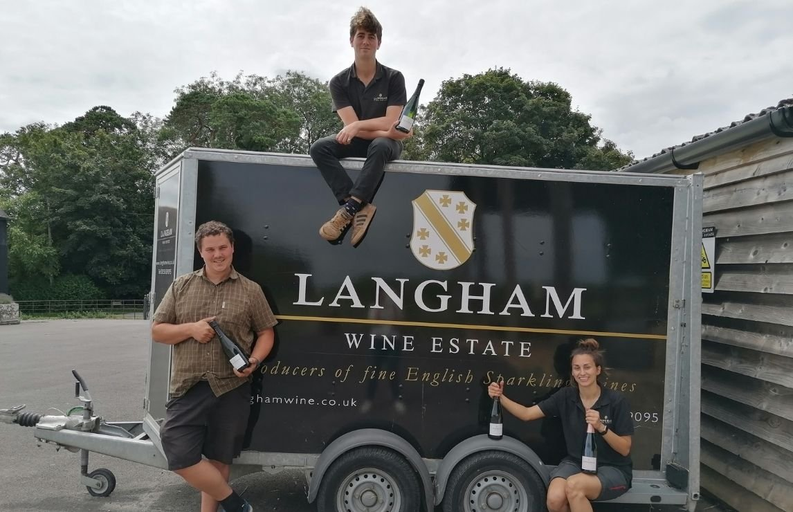 Sparkling Wine Producer Of The Year, 2020: Langham Wine Estate photo