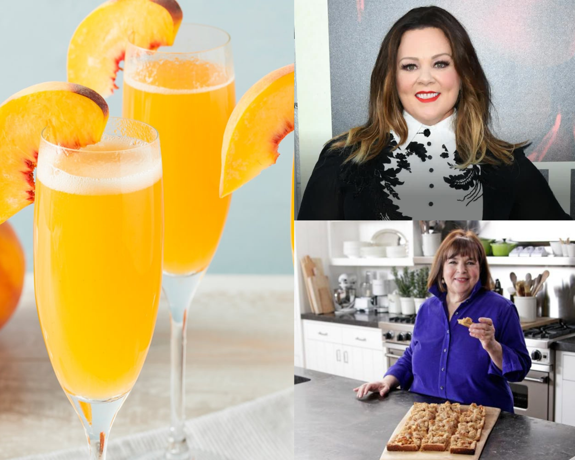 Ina Garten And Melissa McCarthy Are Partnering Up For A Cocktail Party On Discovery+ photo