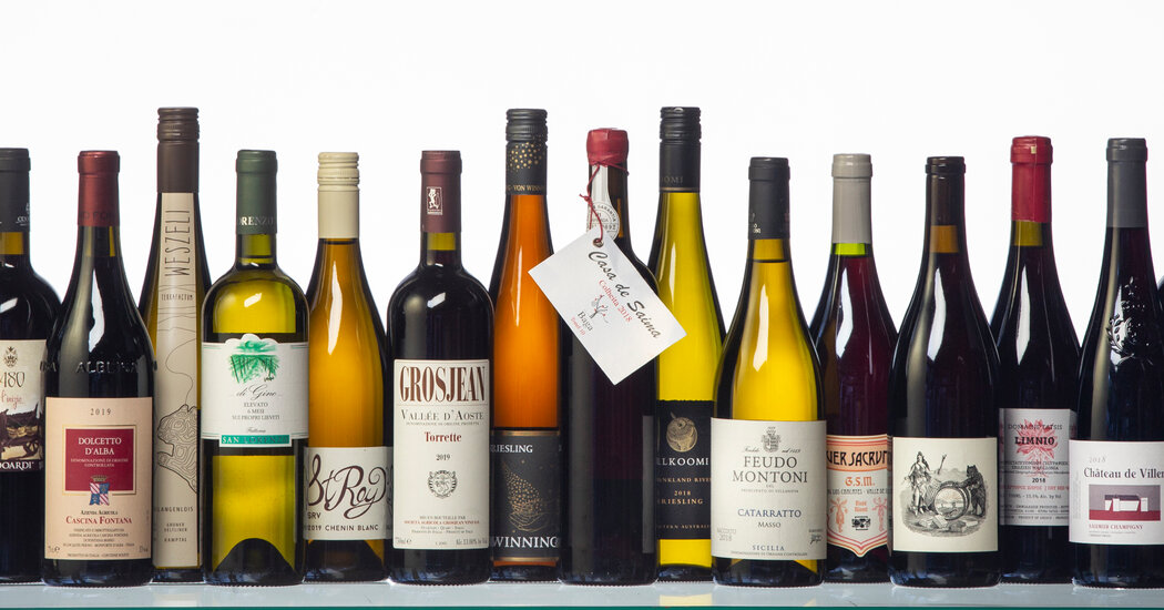 20 Wines Under $20: Postcards From Around The World photo