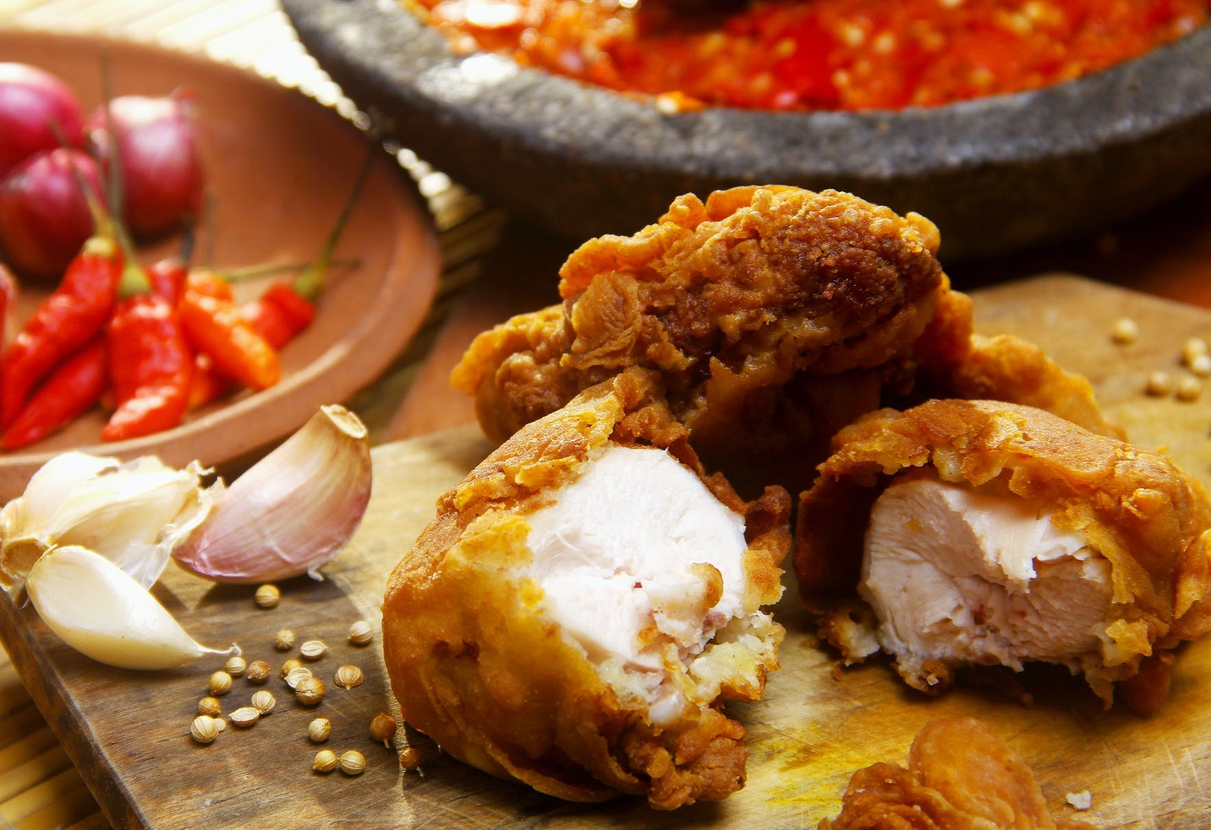 Stellenbosch Restaurant Spek En Bone Launches New Fried Chicken Menu photo