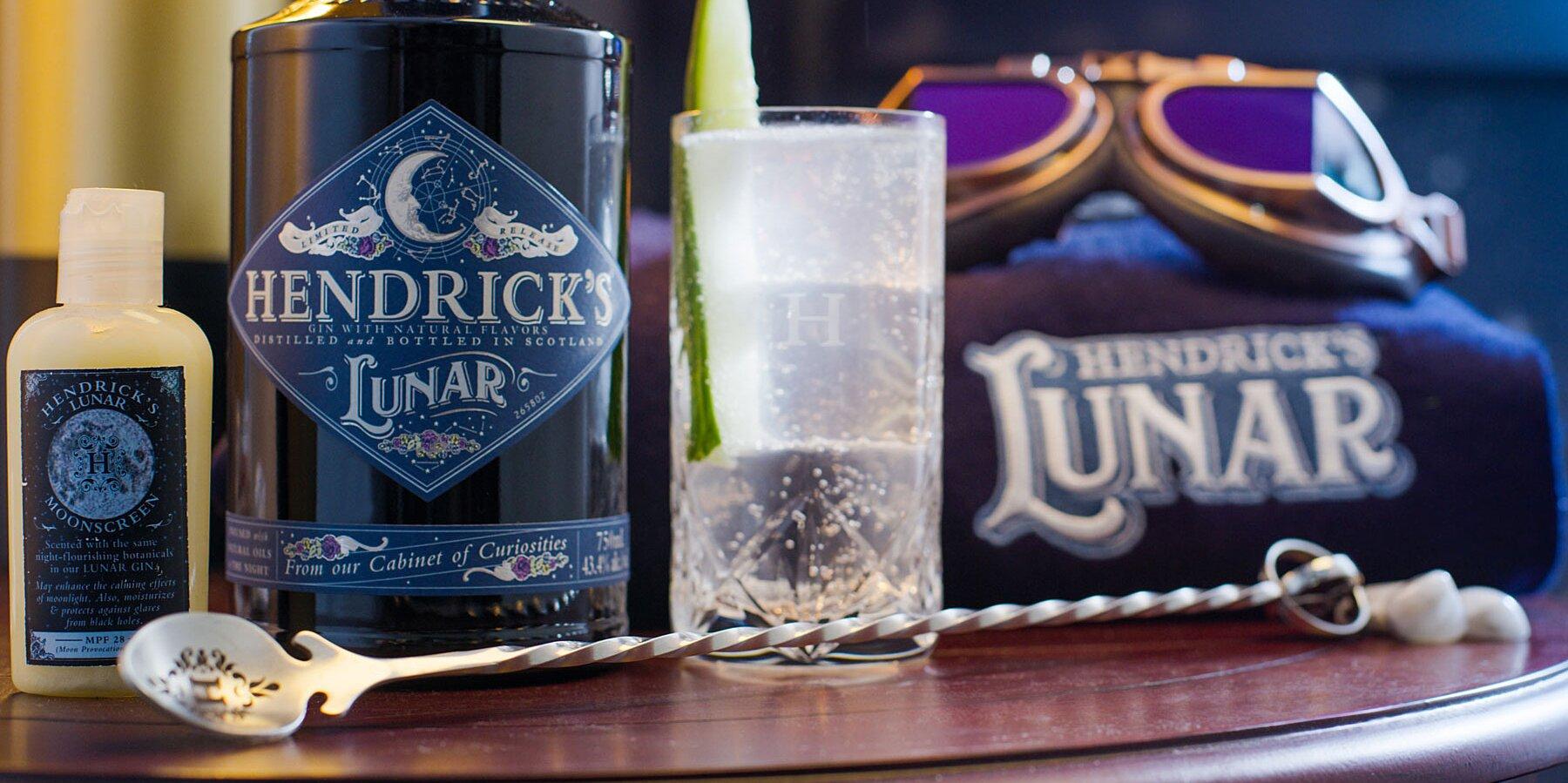 Hendrick's Is Releasing A Limited-edition Lunar Gin To Celebrate The First Full Moon Of 2021 photo