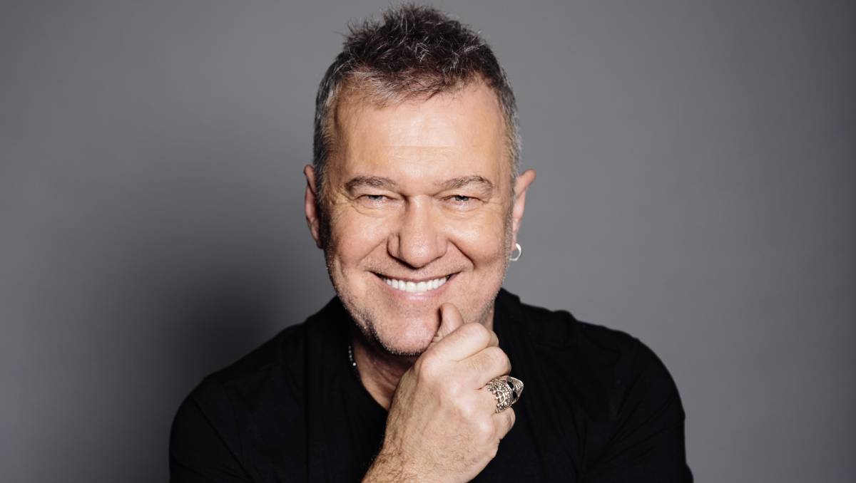 Jimmy Barnes On Way To Wahgunyah For 2021 Sounds Better Together Gig photo
