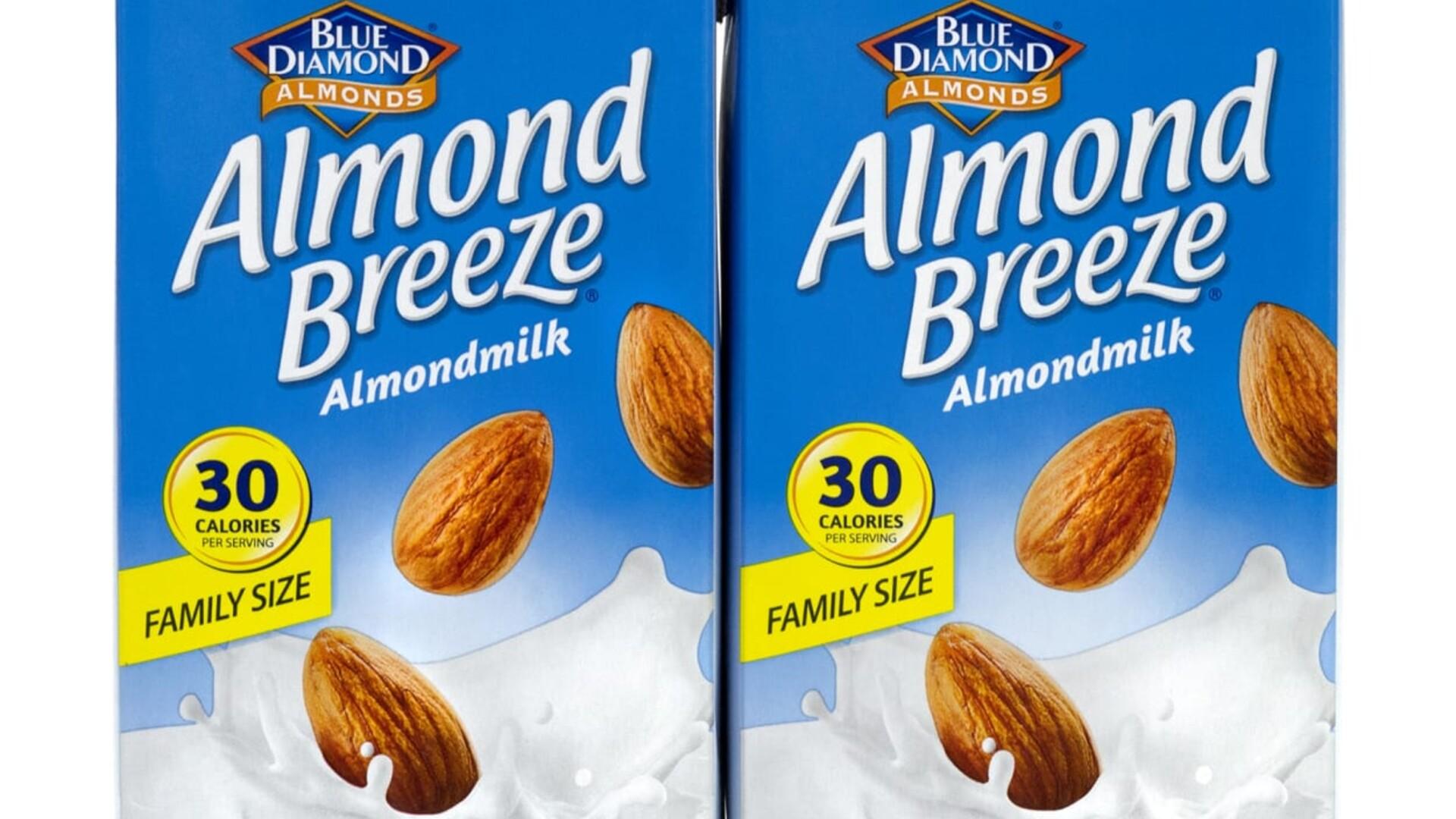 Almond Milk-like Beverage Is Booming photo