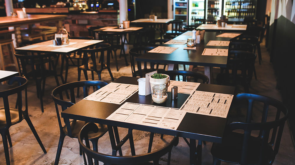 How Lockdown Is Impacting The Restaurant Business photo