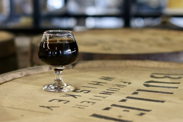 Revolver Brewing Company Collaborates With Bulleit Frontier Whiskey On Barrel Aged Beer photo