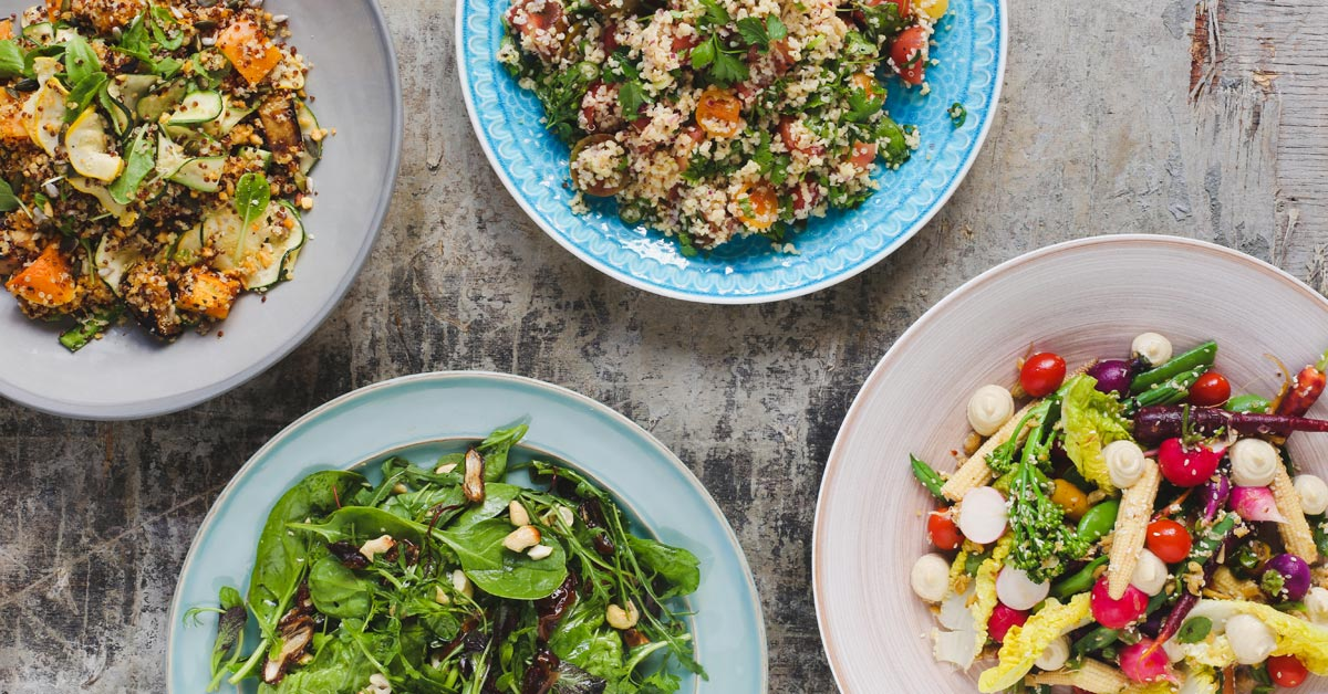 5 Easy And Healthy Summer Salads That You'll Love photo