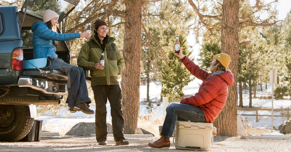 Embrace The Cold This Winter With Cold Weather Activities And Even Colder Beers photo