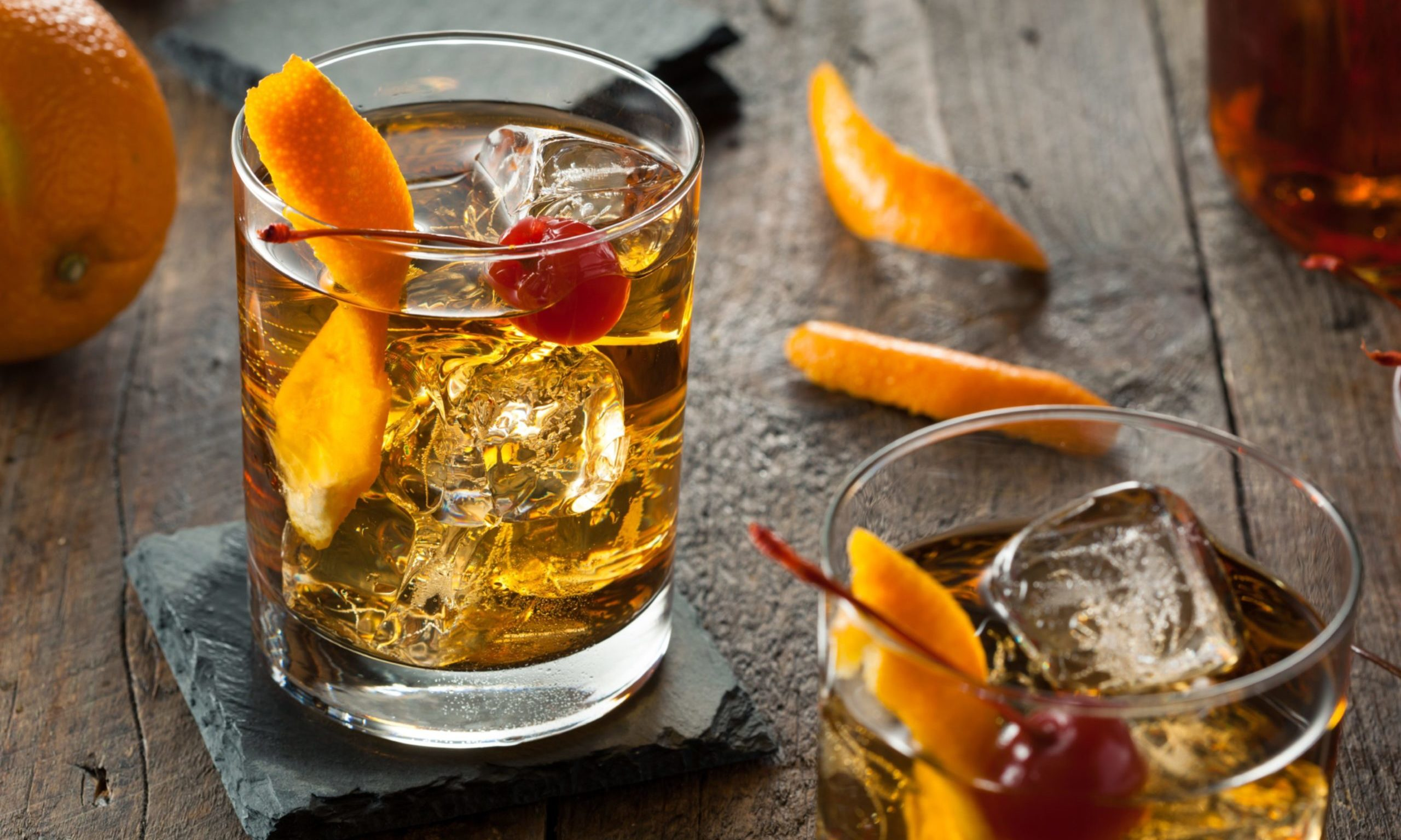 Three Easy Whisky-based Cocktails To Make At Home To Toast The Bard This Burns Night photo