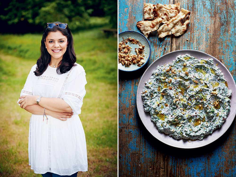 Chef Sabrina Ghayour Learned By Experimenting, Now Simplicity Is The Key photo