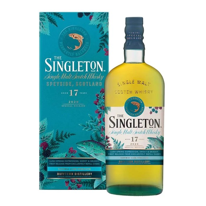 Whisky Review: Rare By Nature 2020 Special Release The Singleton 17 Year photo