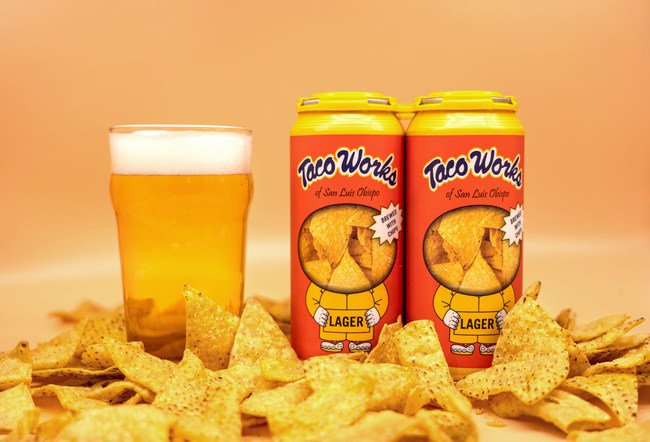 Introducing The World's First Tortilla Chip Beer, Just In Time For Game Day! photo