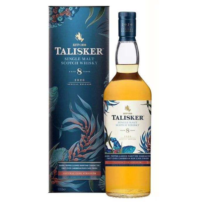 Whisky Review: Rare By Nature 2020 Special Release Talisker 8 Year photo