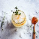 Beat The Summer Heat With This Easy To Make Thyme Fizz Mocktail photo