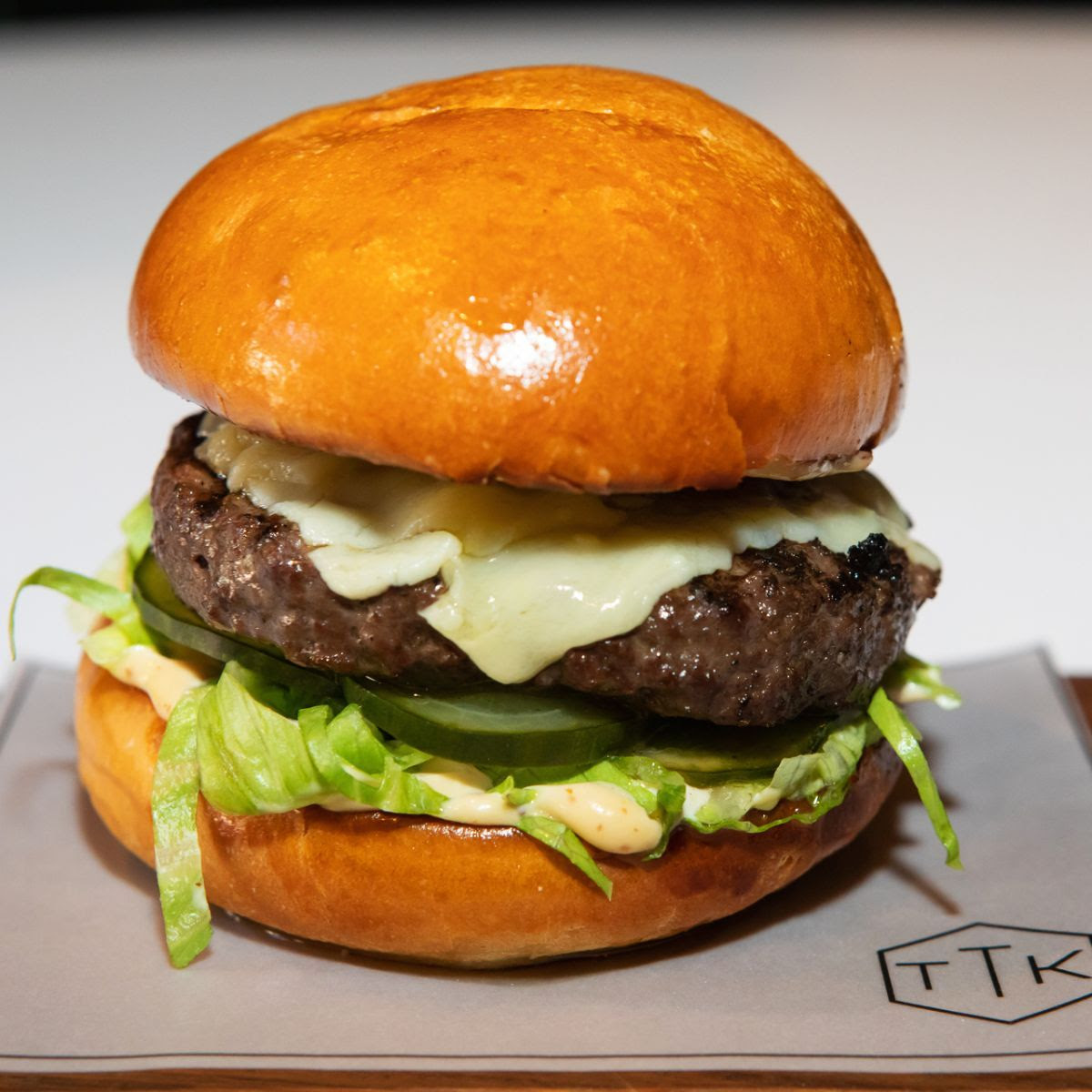 Fine-dining Restaurant The Test Kitchen Rolls Out Burger Menu For Collection Only photo