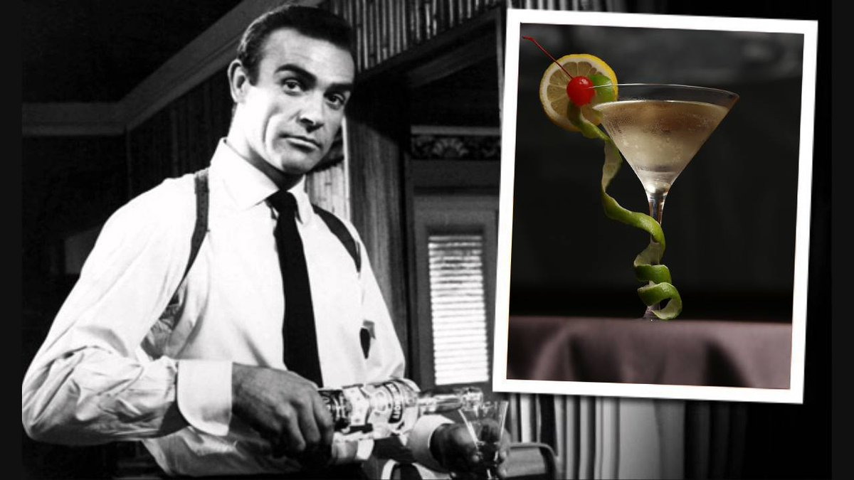 How To Make The Vesper Martini From Casino Royale photo