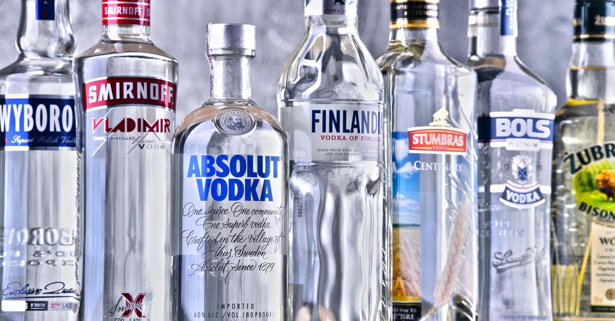 How Vodka, America's Favorite Spirit, Lost Its Luster photo
