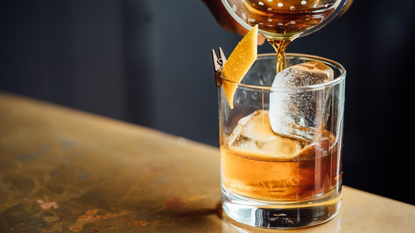 "Cocktail Queries: Is ""watering Down"" Whiskey A Bad Thing? What Does Dilution Do? photo"