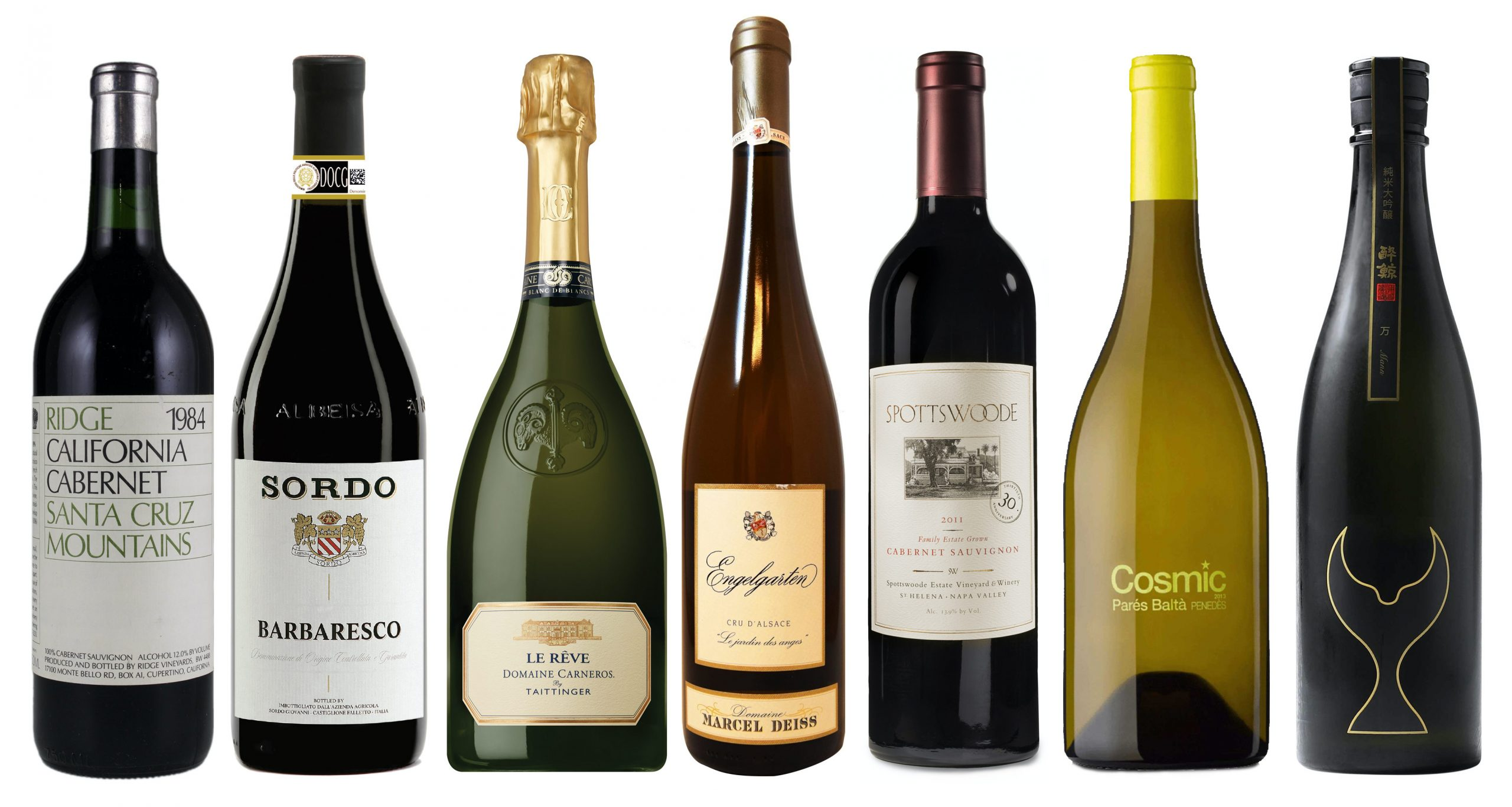 The Wines That Helped Me Survive 2020 : Vinography photo