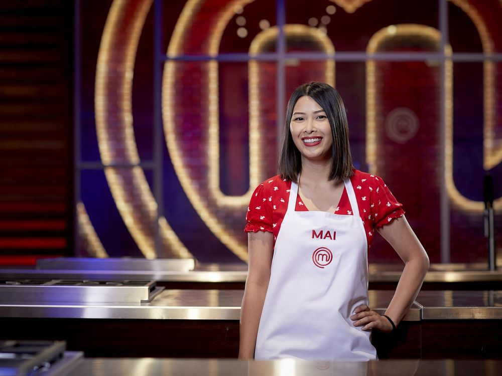 Masterchef And The Great Canadian Baking Show Get Dad Jokes And Dumpling Skills From Edmonton Contestants photo