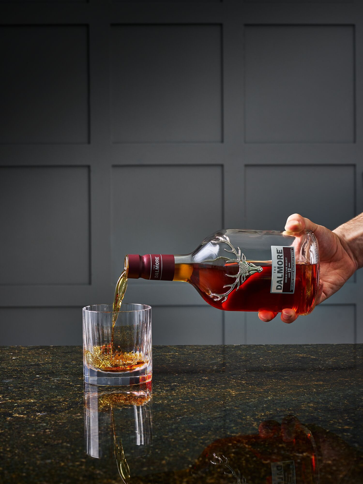 The Dalmore's New 12 Year Old Blend Has An Elegant Sweet Twist photo
