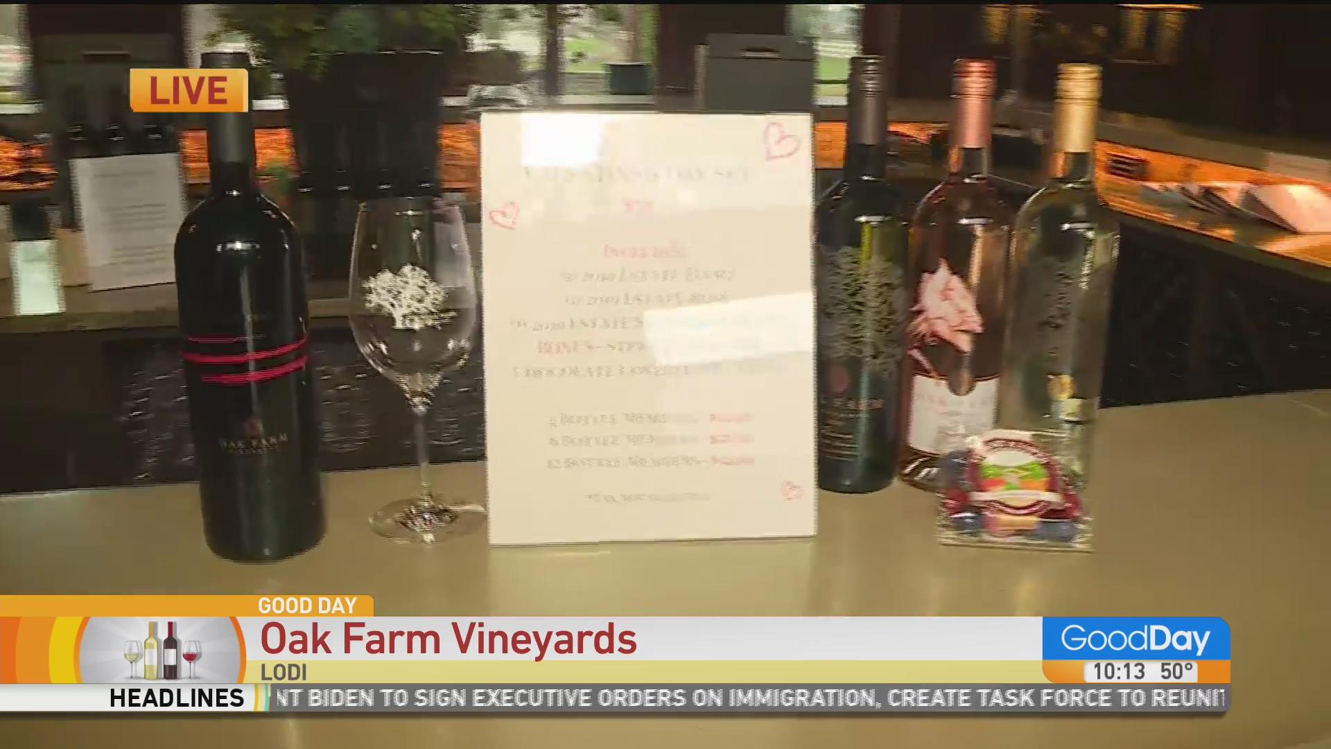 Oak Farm Vineyards photo