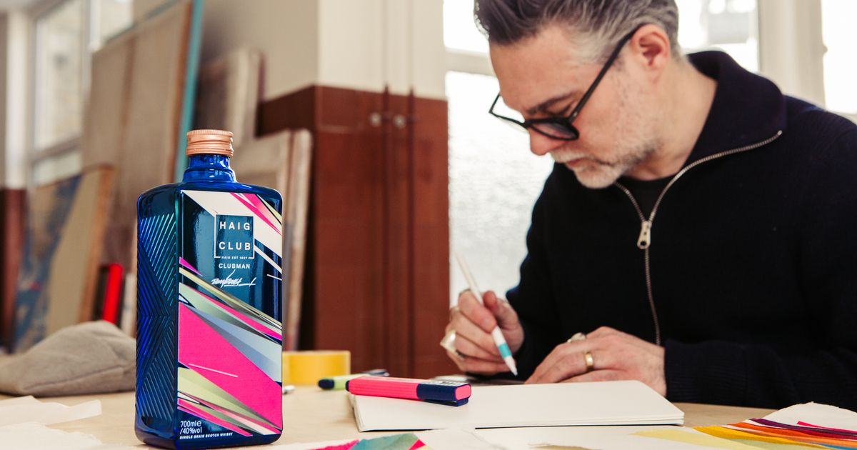 Haig Club Partners With Artist Remi Rough For Latest Design photo