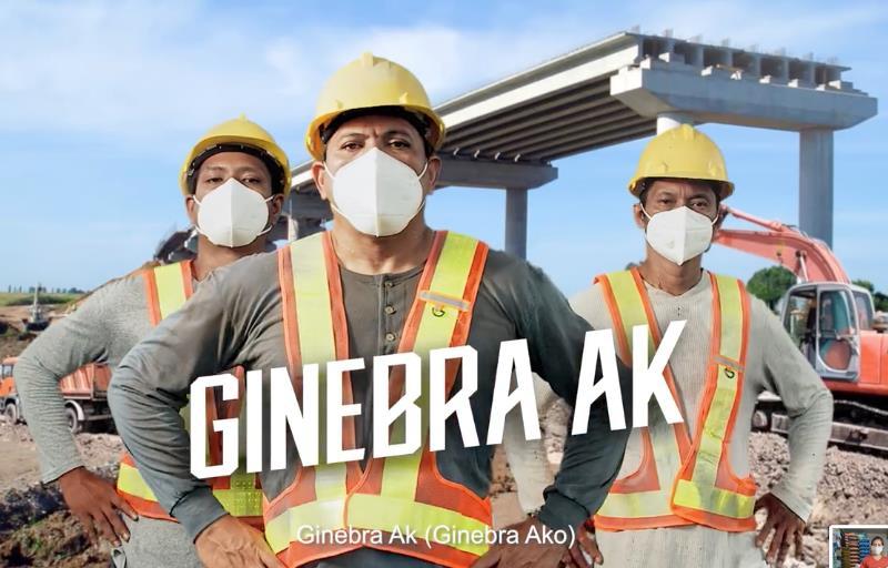 Ginebra San Miguel Hopes To Inspire With Latest 'bagong Hamon, Bagong Tapang' Campaign photo