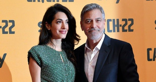 Report: George Clooney Forced To Stop Drinking After Health Scare By Wife Amal photo