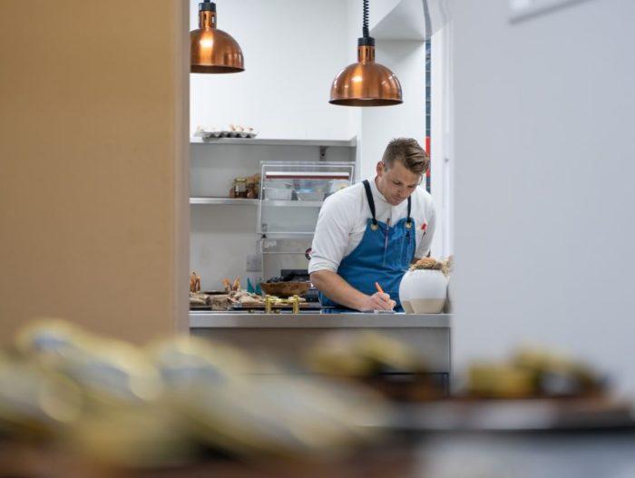 Cape Town Chef Jean Delport Retains Uk Michelin Star photo