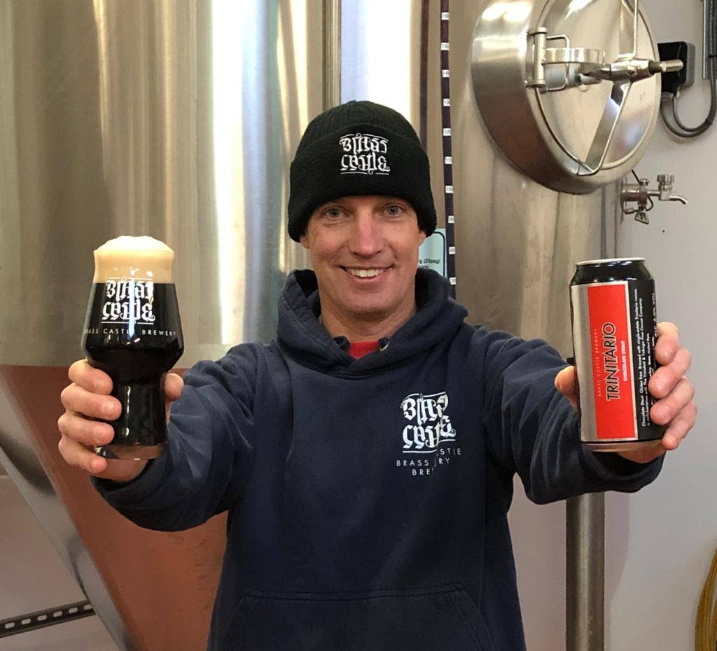 British Brewer Infuses Beer With Famous Tt Chocolate photo