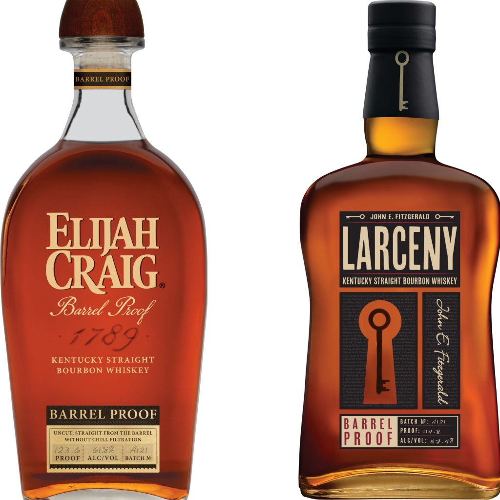 This Year's First Larceny And Elijah Craig Barrel Proof Are Hitting Shelves photo